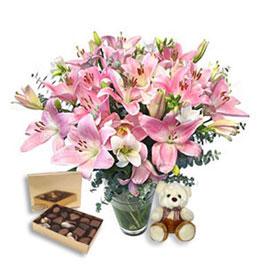 Irresistible Lilies