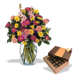 Delightful<br><b>FREE CHOCOLATES </b>