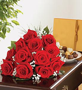 Roses and Chocs