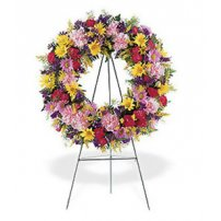 Sympathy Peace Wreath - Canada