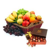 Paradise Fruit Basket, Canada