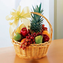 Traditional Fruit Basket, Canada