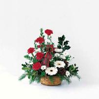 Flower Basket, Canada